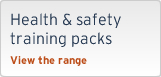 Health & safety training packs